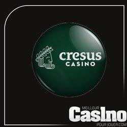 Jouez sur Cresus casino en ligne